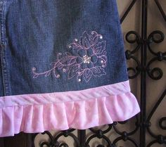 Just Jeans Denim Skirt $40