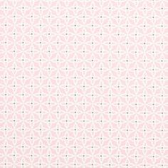 Long Island Blossom 2 - Baumwolle - rosa
