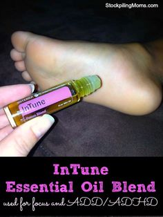 This blend has worked like a charm with one of my students this year! His delightful personality still shines through and that is just one of the many benefits of choosing essential oils over medication. Thanks to his mom for being willing to give it a try! If you're seeking a natural way to help your child be more calm and focused in school, you can get InTune here: http://www.doterra.myvoffice.com/carriestrayer/