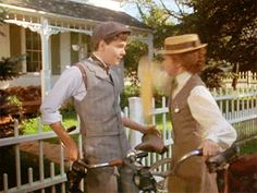 21 Signs You Are Anne Shirley I love gil and anne!!!!n (best movie couple)