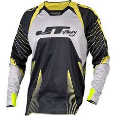 Prezzi e Sconti: #Maglia subframe protek nero/grigio jt  ad Euro 60.99 in #Jt racing #Clothing jerseys cycle