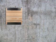 Keilbach Glasnost Holz, Ausführung Larch