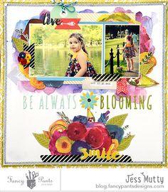 Scrapbooking Magazine - Spring 2001 Papers Patterns Stickers Scrapbooks Etc