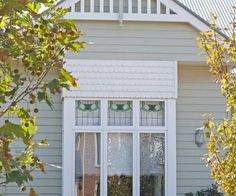 Love the detail Coastal Cottage, Cottage Chic, House Cladding, Home Additions, Home Reno, Building Materials, Beach House, Brick, Exterior