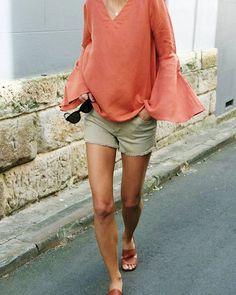 Summer must-have: bell sleeves. #seedheritage