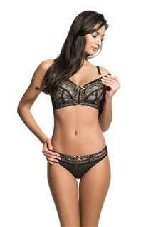 e4ea40fbbc9 Support and beauty combined into a nursing bra. Panache excels at  supporting moms with large