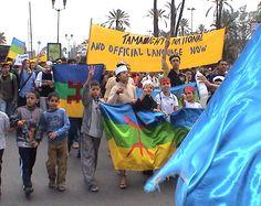 """El movimiento bereber Asamblea Mundial Amazigh (AMA) expresó hoy su """"viva felicitación y profunda alegría"""" por la proclamación unilateral de la independencia del territorio del Azawad, en el norte de Mali, realizada hace tres días y que ha suscitado una condena internacional casi unánime. Ver más en: http://www.elpopular.com.ec/50059-movimiento-bereber-se-felicita-por-declaracion-de-independencia-en-norte-mali.html?preview=true"""