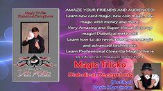 Learn Card Tricks, Learn Magic Tricks, Magic Book, Magic Art, Close Up Magic, Revolutionaries, The Incredibles, Learning, Books