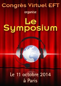 1er Symposium EFT - Paris octobre 2014