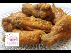 Hot Wings Recipe - Super Bowl Worthy! | I Heart Recipes