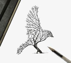 Creative pencil sketch eagle PNG and ClipartUsing the pencil drawing procedure, you possibly can deliver the r Creative Pencil Drawings, Abstract Pencil Drawings, Abstract Sketches, Girl Drawing Sketches, Cool Art Drawings, Nature Sketches Pencil, Pencil Sketch Art, Design Art Drawing, Creative Sketches