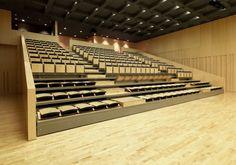 Proyectos, Salas Polivalentes, L´Atlàntida, Centre d´Arts Escèniques, sala polivalente Imagen 2