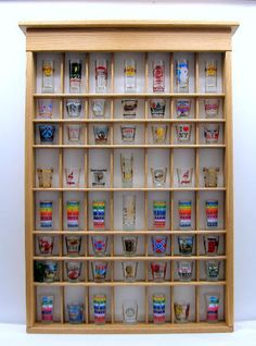 Need A Shelf Like This Too I Have 20 E Crates For My Small Shot