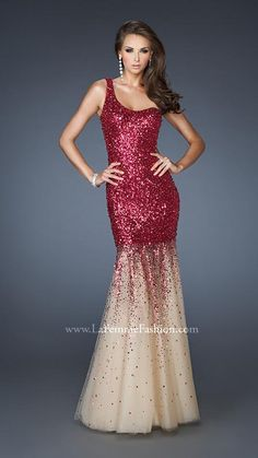 La Femme 18936 | La Femme Fashion 2013 - La Femme Prom Dresses - Dancing with the Stars