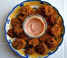 Sweet Potato Quinoa Nuggets