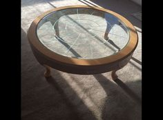 Leather glass coffee table  http://www.ksl.com/?nid=218&ad=35681097&cat=368&lpid=3&search=&ad_cid=37
