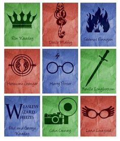 Harry Potter...Ginny could've been a broom.
