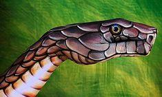 Manos Pintadas con Formas de Animales - Taringa!