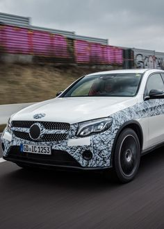 Exclusive First Impression: Mercedes-Benz GLC Coupe