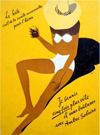 "Ai mê rico Algarve!: ""Ambre Solaire"""