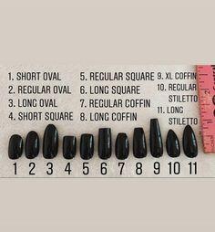 Rainbow Nails Pastel Press On Nails Glue On Nails Custom Black Coffin Nails, Black Acrylic Nails, White Nails, Pink Nails, Aycrlic Nails, Manicures, Almond Nail Art, Nail Sizes, Oval Nails