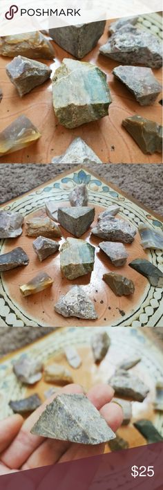 RARE Arizona Desert Rock Mineral Collection (All listings open to offer) A RARE collection of rocks and minerals from the Arizona desert.. I have collected these for many years and it is hard and unique to come across large colorful chunks, breath taking. For mineral collectors, crystal healers, yogis, home love and warmth. Free People Jewelry