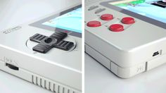 GAME BOY 1up on Behance