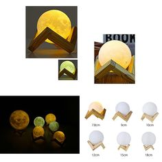 If you love space or have a child that does but is afraid of the dark, then the Moonlight night light would be the perfect addition to your home. This realistic looking night light has been made to look like the moon and has craters and pockmarks along the surface to mimic the moon's surface. As well as this the Moonli Afraid Of The Dark, Night Light, Moonlight, The Darkest, Baby Gifts, That Look, Gadgets, Surface, Child