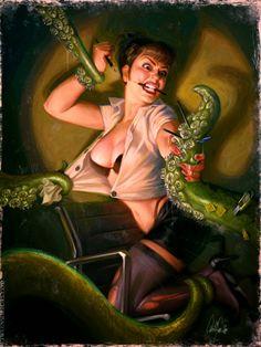 Will Murai - Fantasy Art Illustration