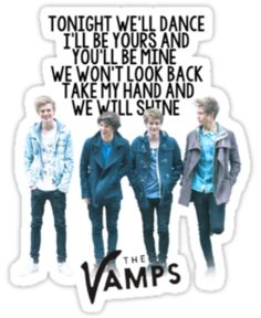Wild Heart~The Vamps❤
