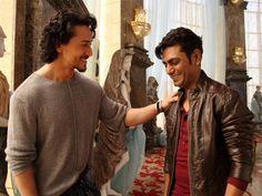 Tiger Shroff turns dance guru for Nawazuddin Siddiqui in 'Munna Michael'
