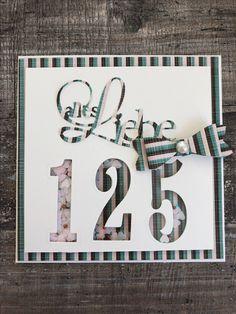 Stampin up zum Geburtstag