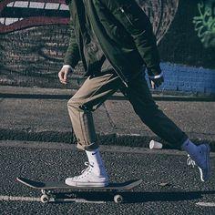 Amazing Cool Tips: Urban Wear Truly Madly Deeply urban fashion streetwear sweaters. Urban Fashion, Trendy Fashion, Boho Fashion, Mens Fashion, Skate Fashion, Fashion Clothes, Street Fashion, Fashion Ideas, Fashion Shoes
