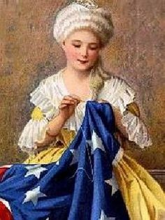 Betsy Ross is renowned as the person to have sewn the first American flag. She was born Jan 1752 and died Jan The stars stood for the first thirteen colonies. FYI: Betsy didn't sew the first flag. Her Grandson made up that story. First American Flag, American Pride, American History, American Independence, American Spirit, American Art, I Love America, God Bless America, Hans Christian