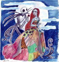 Prince Jack and Princess Sally