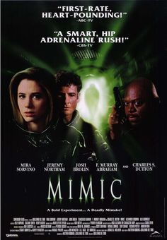 mimic movie poster - Google Search