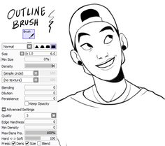 Lately people have been asking about my brush settings for drawing, which I haven't updated in my FAQ since… 2013? Idk, but anyway here are the ones I've been using the most these days. *(Take into...