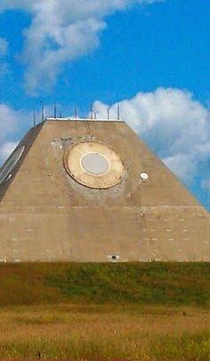 A declassified 6 billion dollar military secret is underneath this American pyramid