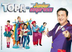 Junior Express, Disney Junior, Online Gratis, Editable, Birthdays, Barbie, Club, Ideas, Fiestas