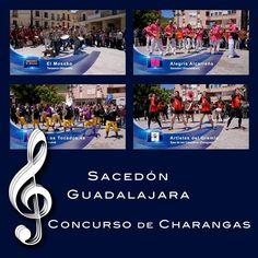 https://www.facebook.com/video.php?v=438986022900220 • Sacedón • Charangas • Presentaciones • • Charanga Artistas del Gremio (Ejea de los Caballeros, Zaragoza) • Charanga Los Tocados (Madrid) • Charanga Alegría Alcarreña (Sacedón, Guadalajara) • Charanga El Mosoko (Tarazona, Albacete) • LESLIE fotógrafo fiestas •