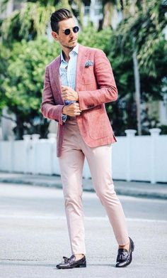Mens Fashion Style – The World of Mens Fashion Mens Fashion Blazer, Suit Fashion, Fashion Shirts, Fashion Outfits, Style Casual, Men Casual, Latest Mens Wear, Stylish Mens Outfits, Jackett