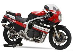 Yoshimura Suzuki GSX-R750 1985