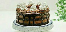 Tort Boema cu ciocolata si frisca , un tort pentru ocazii speciale sau weekend. Spre deosebire de prajitura Boema , tortul este pregatit cu 3 Chocolate Desserts, Birthdays, Cake, Food, Youtube, Mariana, Recipes, Anniversaries, Kuchen