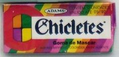Cajita de chicles Adams