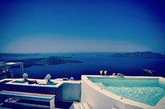 The roof of the Sea and Sky Villa with Jacuzzi for your relaxing moments in the secrets of the deep blue. Enjoy perfect holidays at Sea & Sky Villas! www.bookingsantorini.com --------------------------------------------- #santoriniisland #santorini #calderaview #volcanoview #seasky #villa #sky #blue #Aegean #mediterranean #cyclades #Greece #greecegram #greekislands #travelgreece #travelgram #leisure #travel #travelling #traveller #visitgreece #Jacuzzi  #islandlife #nature #naturegram…