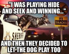 Sacramento County Sheriff's Department getting it done!