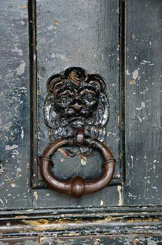 Door Knocker by Bee.girl