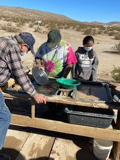 New and Old Prospectors Join the Fun as the Battle Across the Desert Rages On - Gold Prospectors Association of America Gold Deposit, Gold Prospecting, Rare Crystal, Mining Equipment, Rage, Battle, Folk, Deserts, America