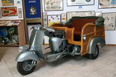 APE Calessino 125 modello Giardinetta by Turismo Emilia Romagna, via Flickr