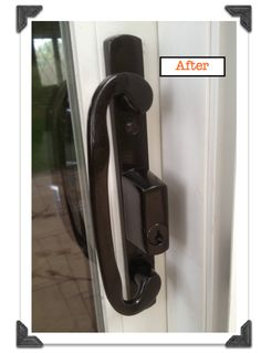 Sliding Glass Door Hardware: Update Your Style for Less Than $23